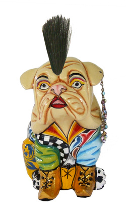 Thomas Hoffmann Art Bulldogge Carl